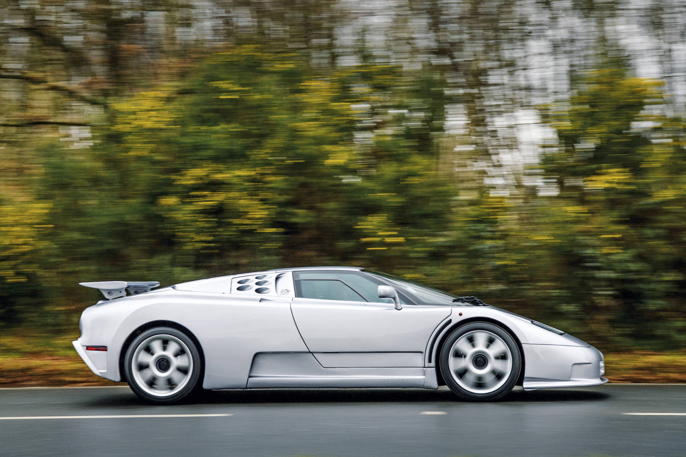 A 1993 Super Sport prototype, sold for €1,152,500 at RM Sotheby's