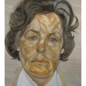 Lucian Freud's Woman in a White Shirt, 1958-1960