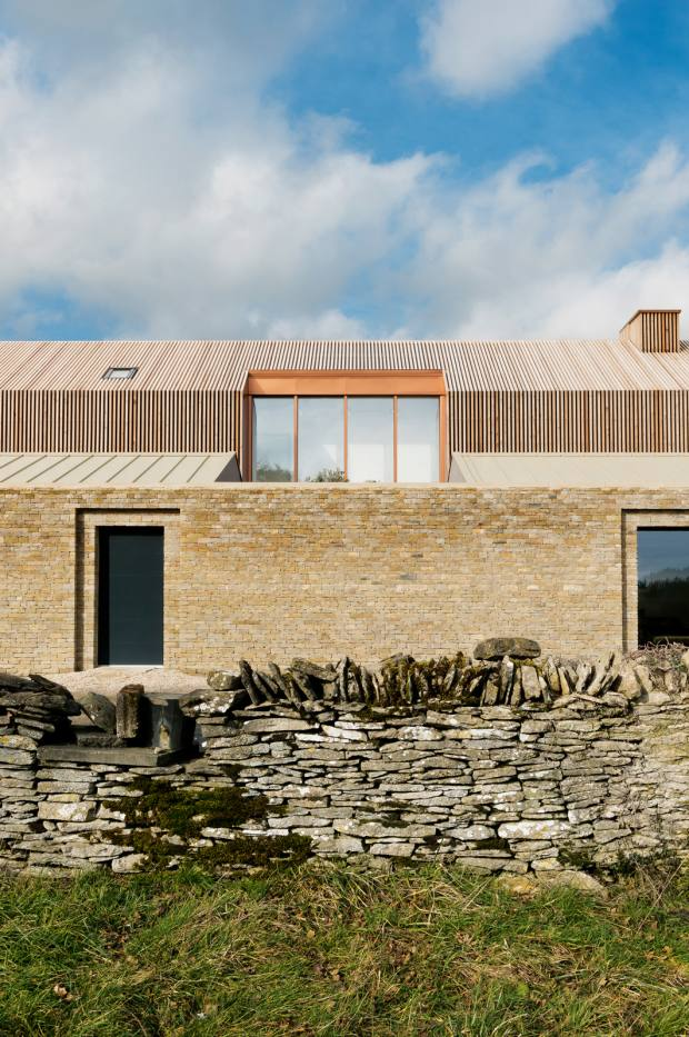 Long House in the Cotswolds, by Bureau de Change architects