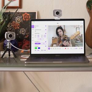 Logitech StreamCam web camera, £139