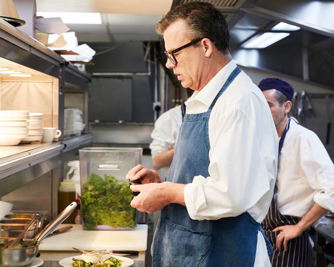 Quo Vadis chef Jeremy Lee will lead culinary masterclasses at the three-night event
