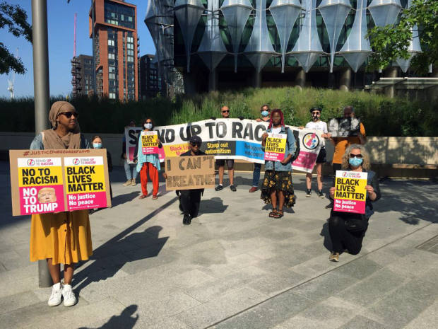 Stand Up To Racism aims to counter the spread of racism through education