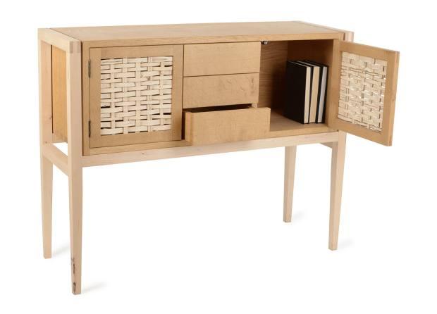 Oak and Hazel sideboard, £1,499