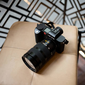 Leica SL2, body, £5,300, Summicron-SL 35mm f/2 lens, £3,900