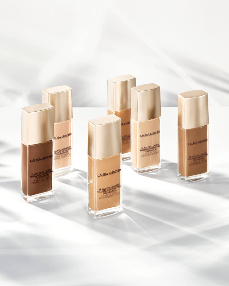 Laura Mercier Flawless Lumière Radiance-Perfecting Foundation, £36 for 30ml