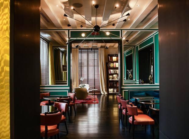 JK Cafe at JK Place Roma