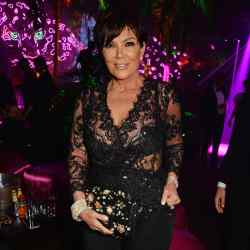 CANNES, FRANCE - MAY 16:  Kris Jenner attends the Chopard Wild Party during the 69th Annual Cannes Film Festival at Port Canto on May 16, 2016 in Cannes.