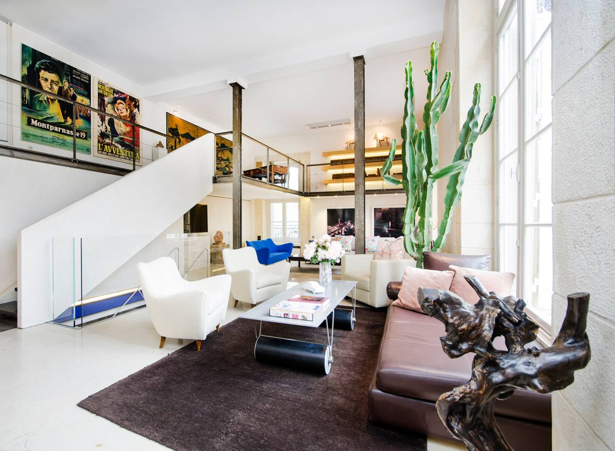 Abbaye de Saint-Germain-des-Prés apartment in Paris, €14,000 per week