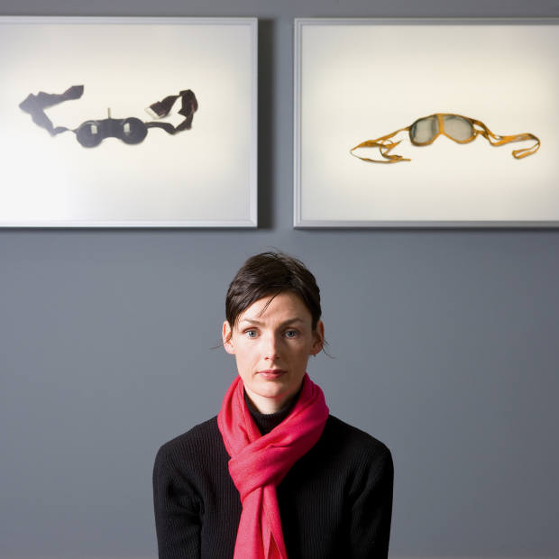 Artist Jacqueline Donachie, whose work will be exhibited thanks to Fruitmarket Gallery's Freelands-winning proposal