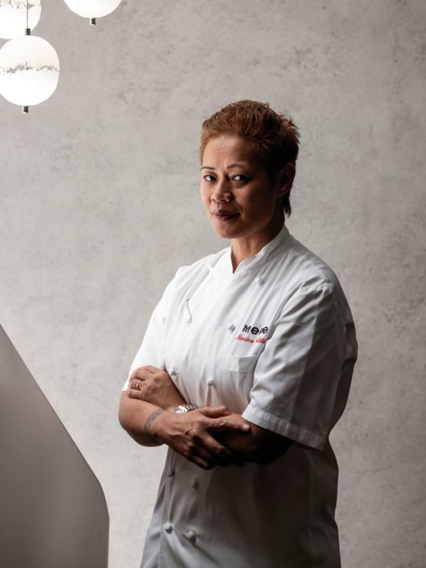 Monica Galetti, chef-proprietor of Mere in Bloomsbury