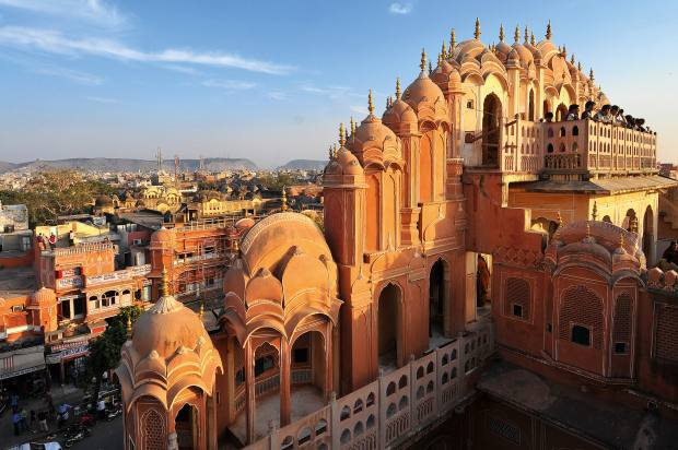 Hawa Mahal, Palace of the Wind