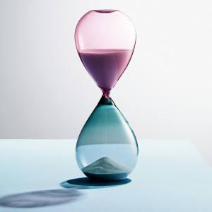 Choosing Keeping hourglass, £65