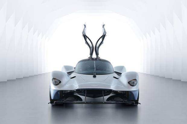 The marque's Valkyrie hybrid hypercar, £2m, is currently in the pipeline