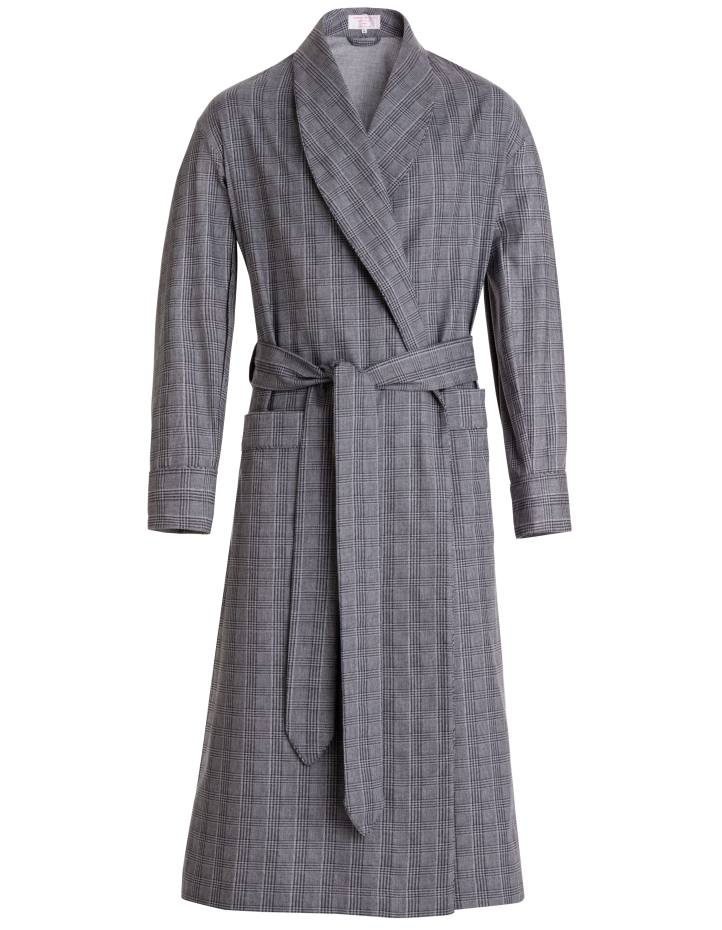 Emma Willis dressing gown, from £550