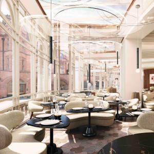 The chic new Jean-Georges at The Connaught