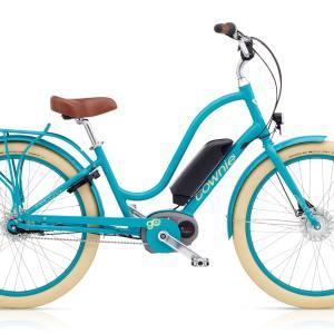 The author's Electra Townie Balloon 7i EQ bike, $910