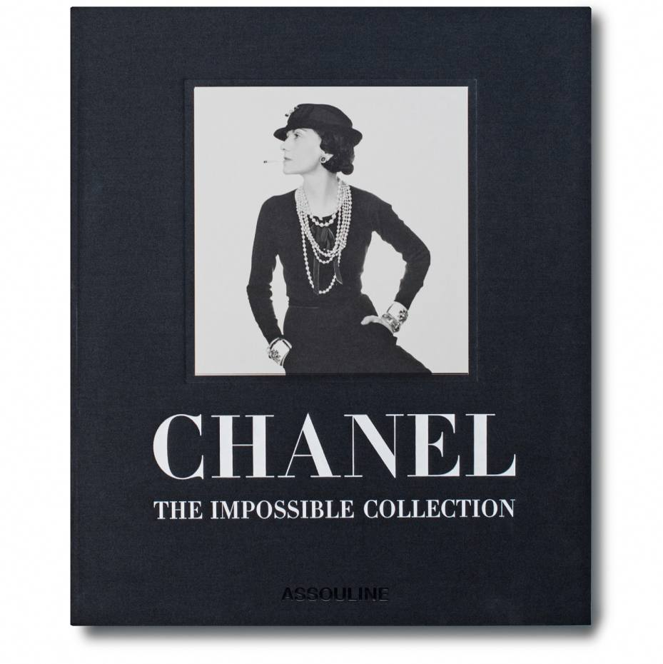 Chanel: The Impossible Collection by Alexander Fury (€820, Assouline)