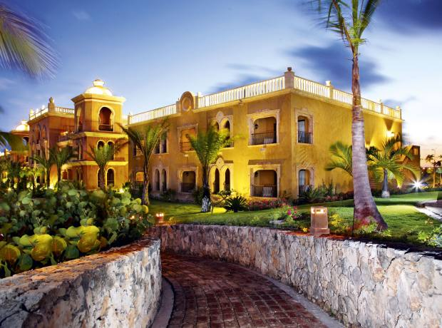 The five-star Secrets Sanctuary Cap Cana is located in a former wilderness that is being groomed for luxe tourism.