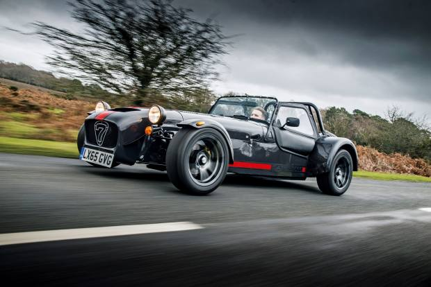 Caterham Seven 620S, from £45,495