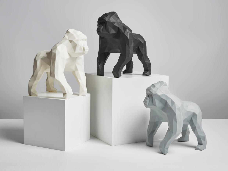 Gus the gorilla models, £100 each