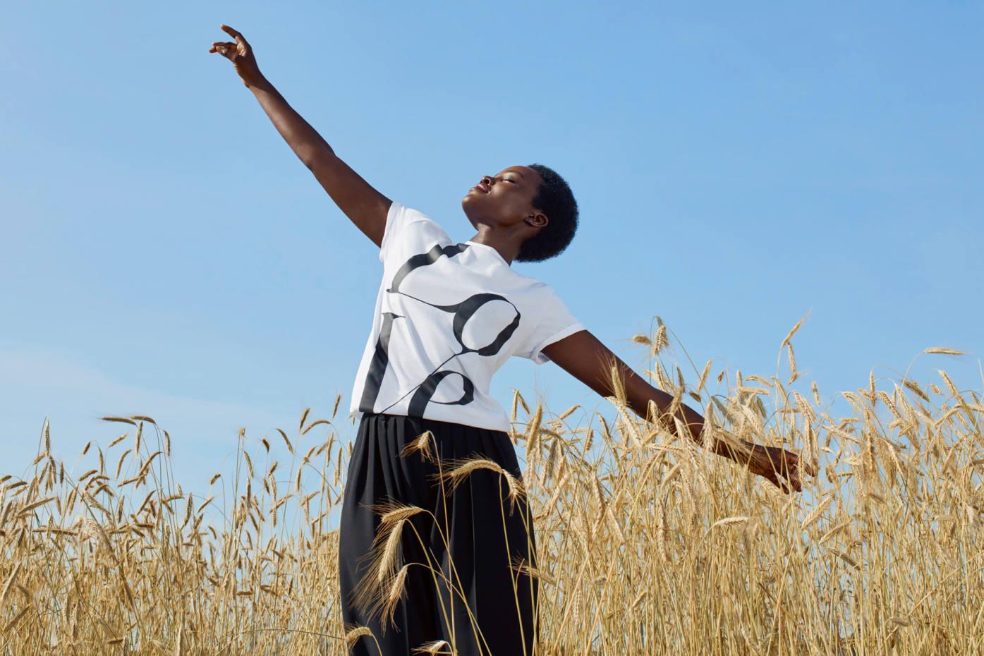 Michael Kors Love T-shirt, £30