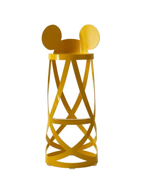 Mickey's Ribbon Stool, from £350, Cappellini.