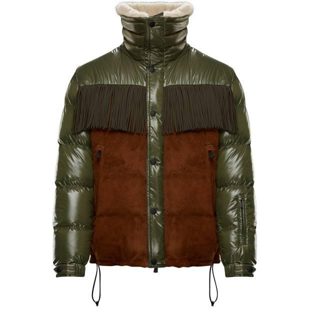 Moncler jacket, £2,415