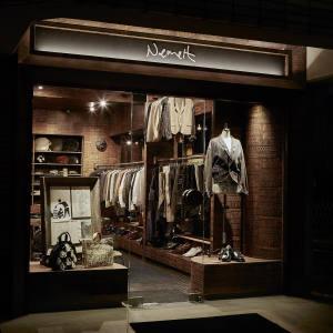 Shopfront of Christopher Nemeth in Tokyo