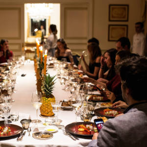 Lisbon's Four Seasons Hotel Ritz is hosting a quartet of audacious culinary events between April and October