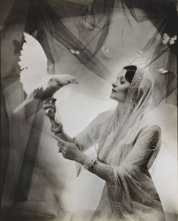 The Maharani of Cooch Behar in the 1930s
