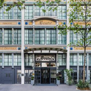 The art-deco HôtelParisBastille Boutet, in the heart of Faubourg Saint-Antoine