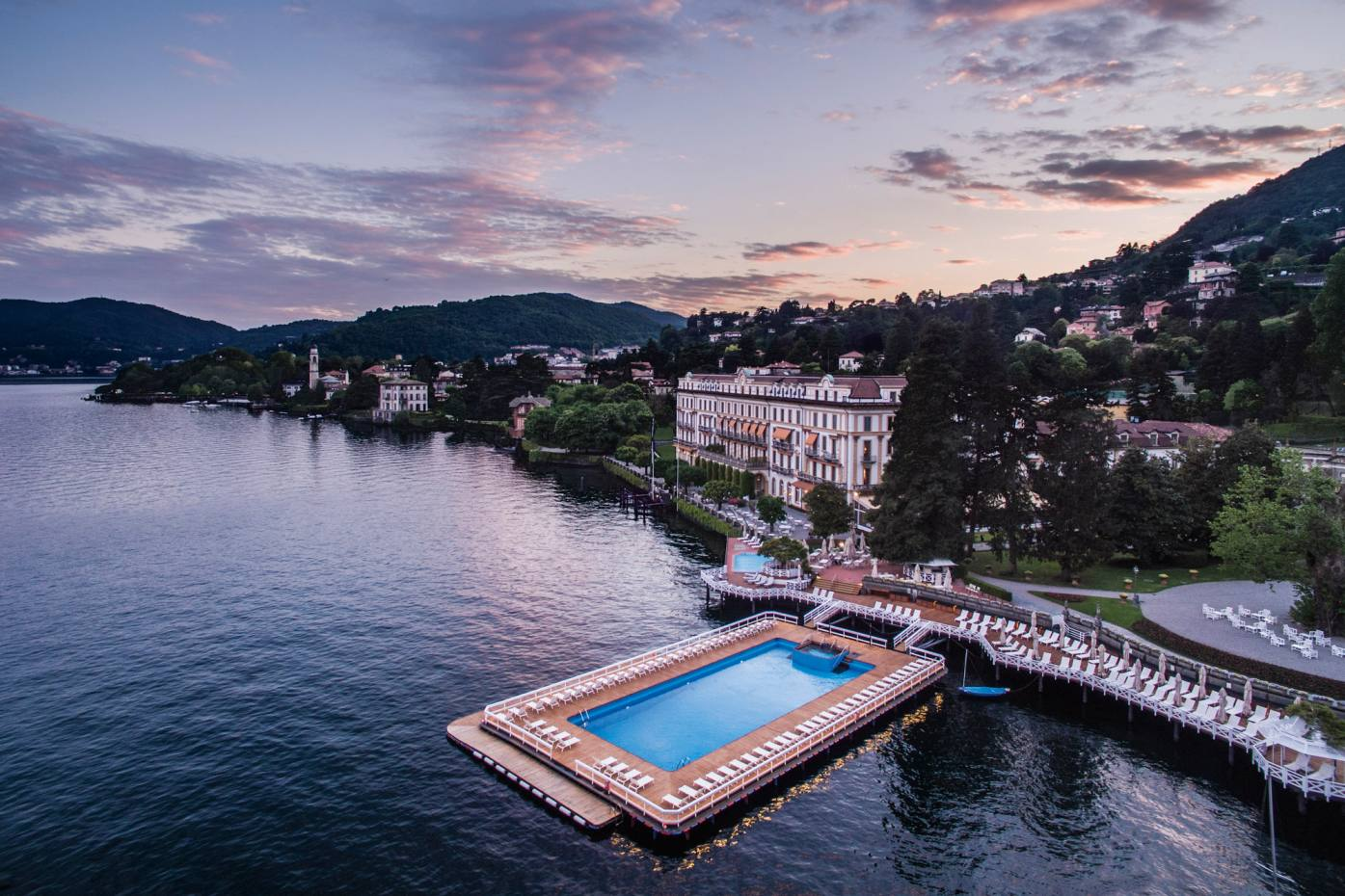 Villa d'Este hotel will play host to the Wine Symposium