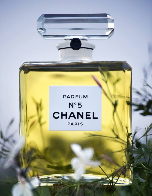 Chanel No 5, £92 for 7.5ml EDP
