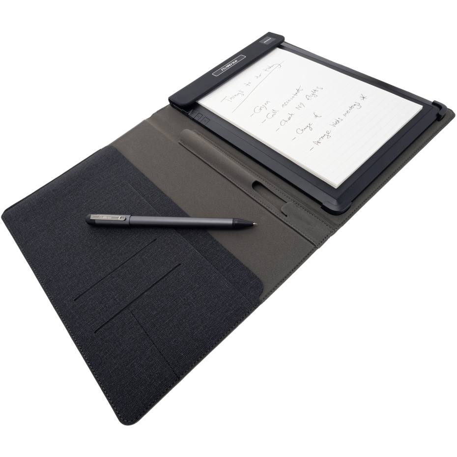 The digital notepad where you write… on paper