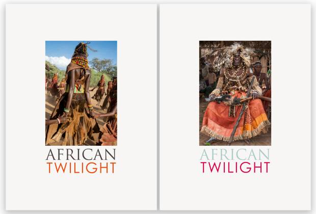 The two-volume African Twilight: The Vanishing Rituals and Ceremonies of the African Continent