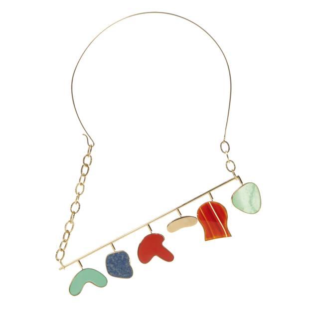 Méret Oppenheim Husch Husch necklace, 1985, £68,000 at Didier