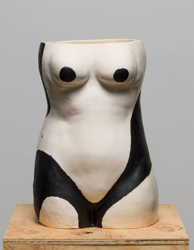 Ceramic R1 sculpture, 2014, by Amy Bessone, ceramics from $6,000