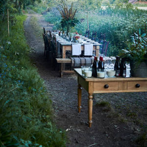 Scotland's Mad March Hare offers fairytale alfresco culinary experiences