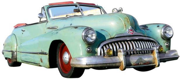 Icon 1948 Buick Super Convertible