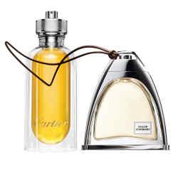 L'Envol de Cartier, £64 for 50ml EDP. Galop d'Hermès, £183 for 50ml EDP
