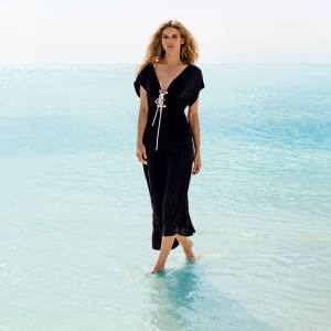 Heidi Klein Abaco Beach modal dress, £220.