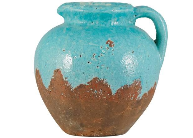 Ceraudo French glazed confit pot, £95