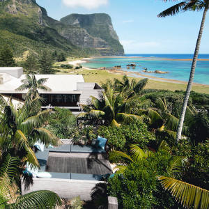 Capella Lodge, on Australia's Lord Howe Island, is reopening after a major revamp