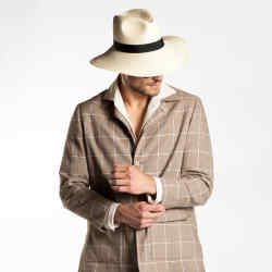 Cifonelli cotton/linen shirt, €400