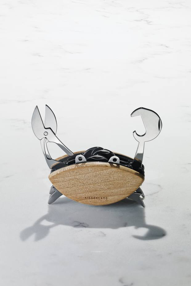 Crab Multi Tool by Kikkerland Design, £19.50