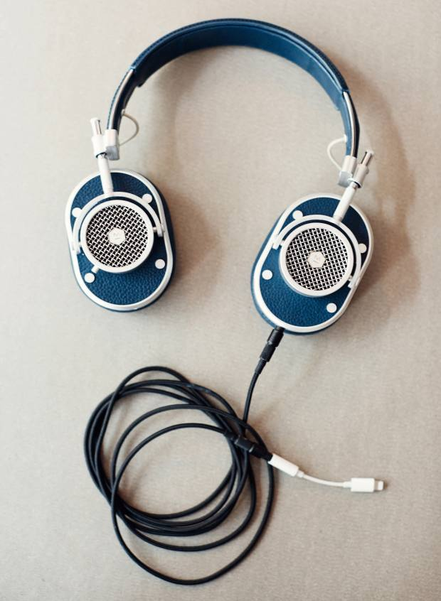Gilkes' MH40 Over-Ear Headphones by Master & Dynamic, £369