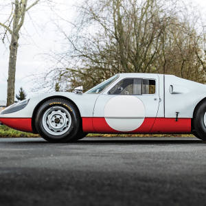 1964 Porsche 904 GTS (estimate €700,000-€900,000), on sale with RM Sotheby's