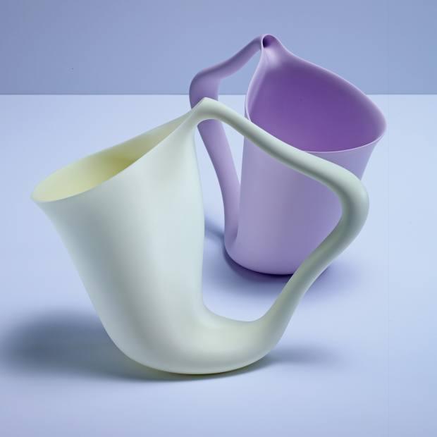 Aldo Bakker for Sèvres porcelain chalices, €3,500 each