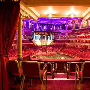 Offers in excess of £3m are invited for the 12-seat box at Royal Albert Hall