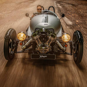 The Morgan Motor Company celebrates its 110th anniversary as both the world's oldest automobile marque in private hands and the maker of the longest-running production car of all time, the 4/4